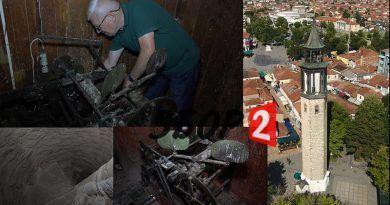 ВИДЕО – Димe Чучуро – човекот кој му ја врати душата на Градскиот саат во Прилеп