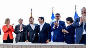 Заев: Договорот од Преспа го смени лицето на Балканот