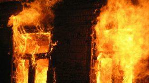 Пожар во угостителски објект во с. Радобил