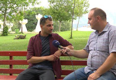 ВИДЕО – Јованоски : Ќе можам да се натпреварувам и за прво место во светот ако државата или бизнис секторот одделат средства за параглајдерството