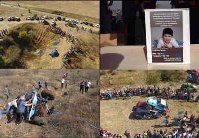 """ВИДЕО – """"Off Road 4×4 Show"""" во Прилеп – адреналински спектакл со хуманитарен карактер"""