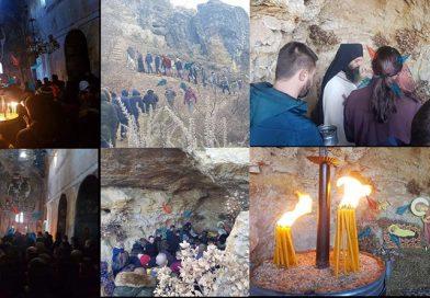 ФОТО ВЕСТ : Божик во манастирот Свети Никола во село Манастир – Мариово