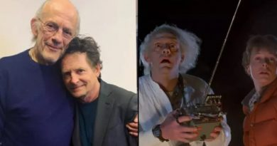 Мајкл Ј. Фокс и Кристофер Лојд повторно се обединија скоро по 35 години откако се вратија во иднината