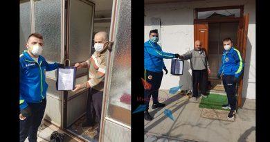 Џудо клубот Сеишин Прилеп со соодветна акција за поддршка на ветераните над 65 годишна возраст