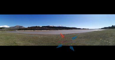 Прилепското вештачко езеро се наполни со последните врнежи на дожд и снег