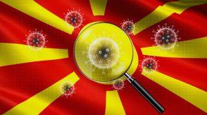 Македонија на 3то место по починати и на 11то место по новозаразени на светско ниво
