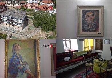 ВИДЕО – Македонскиот Модиљани – Никола Мартиноски и уникатните дела во неговата Галерија во Крушево