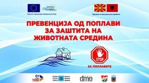 ВИДЕО – Одводни канали за спречување поплави се градат во општините Mогила и Малиќ