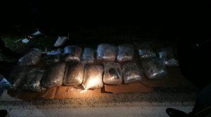 Запленет камион со повеќе од половина тон марихуана на граничниот премин Богородица