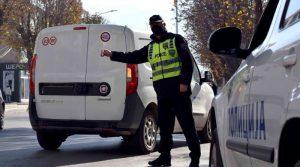 Контрола на СВР Битола: Откриени 11 возачи без дозвола – 129 ја пречекориле дозволената брзина
