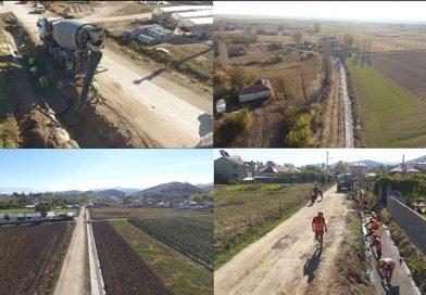 ВИДЕО – Интензивно се градат одводни канали за спречување поплави во општините Mогила и Малиќ