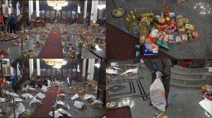 """ВИДЕО – Како се подготвуваше годинешната Божикна хуманитарна акција во """"Св. Благовештение"""" во Прилеп"""