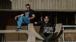 "Електронското дуо ""Митрик & Самарџиски'' издаде уникатен студиски микс за интернационалниот ""Луминум Колектив"""