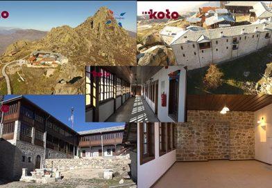 ВИДЕО – Прошетка низ новите конаци на манастирот Трескавец