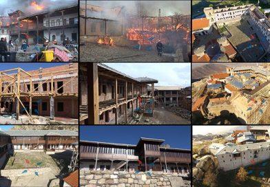 ВИДЕО – Како се градеше Трескавец – од пожарот, па се до денес