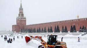 Снежна апокалипса во Mосква – толку многу снег немало од 1973 година