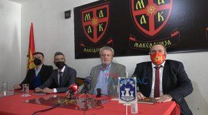 ВИДЕО – Ангеловски: МААК ги возобновува комитетите во момент кога Македонија го живеее најтешкиот дел од својата историја