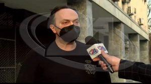 Мијалков се појави пред Јавното обвинителство: Имав температура, бев во изолација