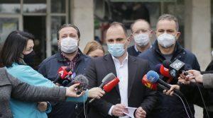 Филипче: Ако има потреба, полицискиот и после 20 април ќе продолжи