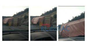 Плетвар блокиран поради сообраќајна несреќа