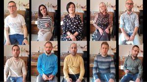 """ВИДЕО – Наставниците од музичкото училиште со прекрасна изведба на """"Don't worry be Happy"""""""