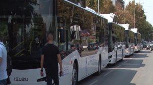 ВИДЕО – Иако под гаранција за новите градски автобуси, за 1,5 година, се потрошиле 12.500 евра за сервисирање