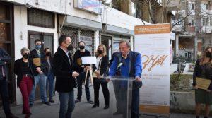 Доделени годишните новинарски награди на ЗНМ – Чомовски со награда за животно дело