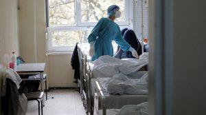 МЗ: Во ковид-центрите низ Македонија хоспитализирани 1.768 пациенти, има места уште за 300