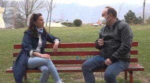 ВИДЕО – Ѓорѓиевска : Доколку имам финансиска поддршка би сакала да ги искачам сите 7 сумити во светот