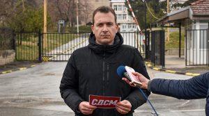 ВИДЕО – Талевски: Обезбедуваме целосен откуп на вишокот произведен тутун