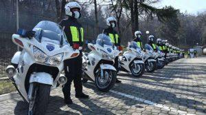 МВР набави нова мотоциклистичка опрема за полициските службеници
