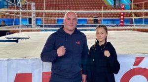 Невена Стојаноска, новата надеж на прилепскиот бокс