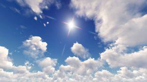 Променливо облачно со сончеви периоди, попладне можност за нестабилно време со дожд