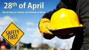 28 април – Меѓународен ден на безбедност и здравје при работа