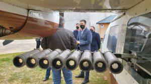 Со авионско засејување ќе се заштитуваат земјоделските посеви од град