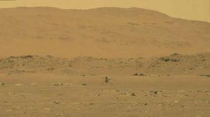 НАСА успешно го реализираше првиот лет со хеликоптер на Марс
