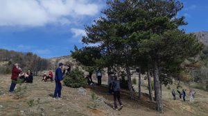 Еко акција кај Селце – се засадија и 150 садници