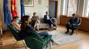 Филипче: Ситуацијата е сериозна, има благо зголемување на притисокот врз ковид-центрите