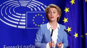 Фон дер Лајен: 119 илјади дози вакцини за Македонија од ЕУ