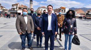 Николоски: Состојбата во Прилеп е исклучително лоша, не само со пандемијата, туку и економски градот тоне