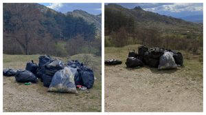 Граѓаните лути на Комуналец – 3 дена не го собираат ѓубрето коe граѓаните во Еко-акцијата кај Селце го собраа