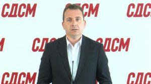 """Талевски: Пресудата за """"Трезор"""" е доказ зошто беше важен Законот за ЈО"""