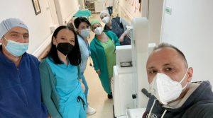 Успешна втора трансплантација на срце во Македонија