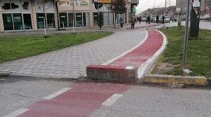 Хит во Тетово: Велосипедска патека со пречки