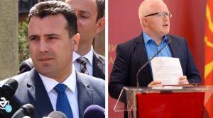 Рашковски поднесе оставка, Заев ја прифати