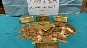 Купиле стара куќа за 130 илјади, а во неа нашле злато вредно цело богатство