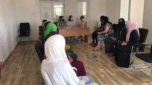 ЛАГ АГРО ЛИДЕР на информативна средба со жени од општина Долнени
