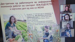 """Дали неформалните работници останаа без """"економска вакцина"""" во услови на ковид-19?"""