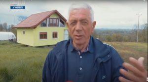 ВИДЕО – Србин за да ја и ја задоволи желбата на сопругата и направил ротирачка куќа