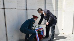 Одбележан Денот на победата над фашизмот и Денот на Европа во Прилеп